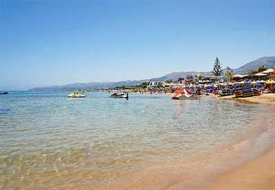 Spiaggia di stalis creta - Immagini da colorare la spiaggia ...